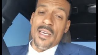 Matt Barnes Reacts After Victory In Court Against Ex Wife Gloria Govan