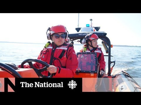 Canada's first Arctic inshore rescue boat station
