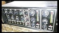 200+200 Watts two channel AHUJA AMPLIFIER