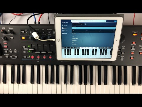 MITOSYNTH - All Four FREE Sound Banks - How To Get/Install Them - iPad Live