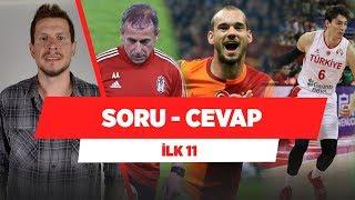 Irmak Kazuk 11 Dakikada Sizden Gelen Soruları Cevapladı! Sneijder, Mehmet Demirkol, NTVSpor | İlk 11