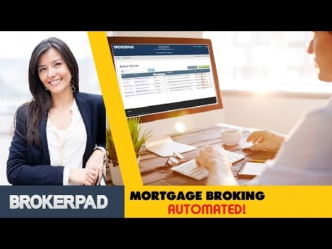 Mortgage Brokers - How to save 2 to 4 hours per deal!