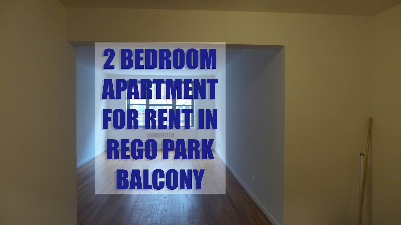 All New 2 Bedroom Apartment With Balcony For Rent In Rego Park Queens Nyc Youtube
