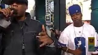 Jay-Z and Memphis Bleek talk Dynasty Album - 2000