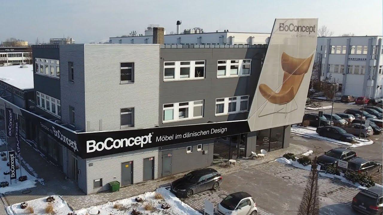 boconcept rosenheim multifunktionale designerm bel aus skandinavien youtube. Black Bedroom Furniture Sets. Home Design Ideas