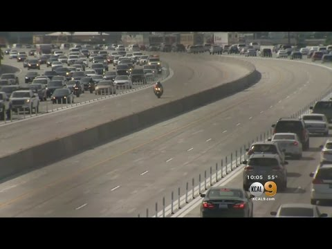 Several New Lanes To Open On 91 Freeway Monday