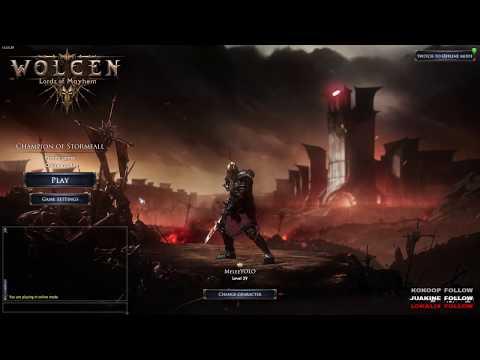 Wolcen: Lords Of Mayhem || Primera Toma De Contacto Con El Endgame (Build Melee)
