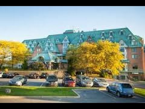 Hotel Review- Double Tree Gatineau QC