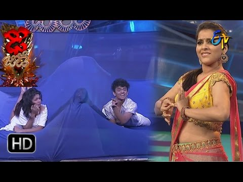 Dhee Jodi | 28th  December 2016| Full Episode | ETV Telugu