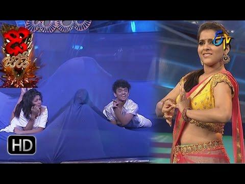 Dhee Jodi | 28th  December 2016| Full Episode | ETV Telugu