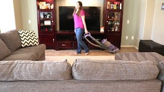 DEEP CLEAN LIVING ROOM // CLEANING MOTIVATION //CLEAN WITH ME