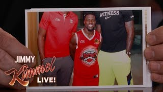 Kevin Hart's Pictures with NBA Stars thumbnail