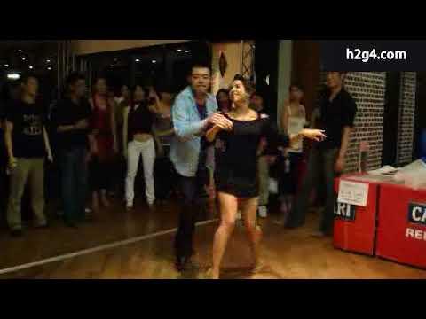 Serena Cuevas Salsa dancing @Tokyo Salsa Congress Party_4