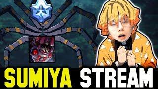 SUMIYA vs Broodmama spammer again | Sumiya Invoker Stream Moment #984