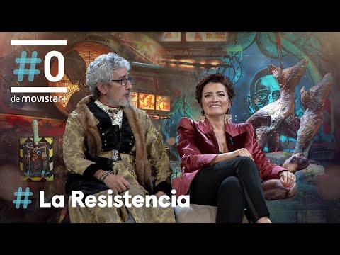 LA RESISTENCIA - Entrevista a Silvia Abril y David Fernández   #LaResistencia 25.05.2021