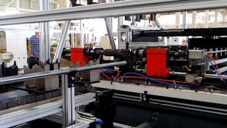 Pinion Shaft Automatic Straightening Machine for Bend Correction