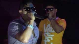 Presentación Rakim y Ken-y (Cartagena 2013)