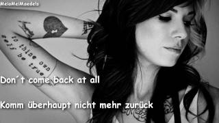 Christina Perri-Jar of hearts (Lyrics+deutsche Übersetzung)