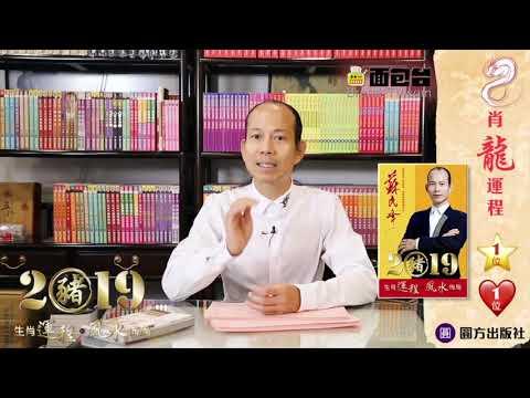 蘇師傳生肖運程2019 龍