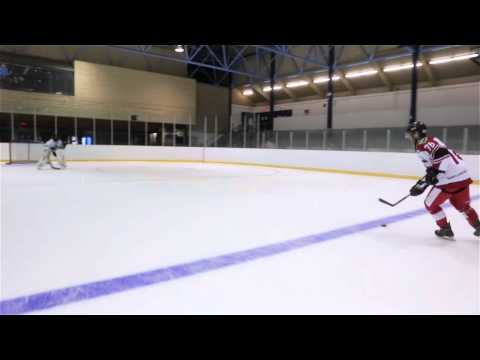 "Learn How to do the ""Reverse Datsyuk"" Move  [Shootout Tutorial #9]"