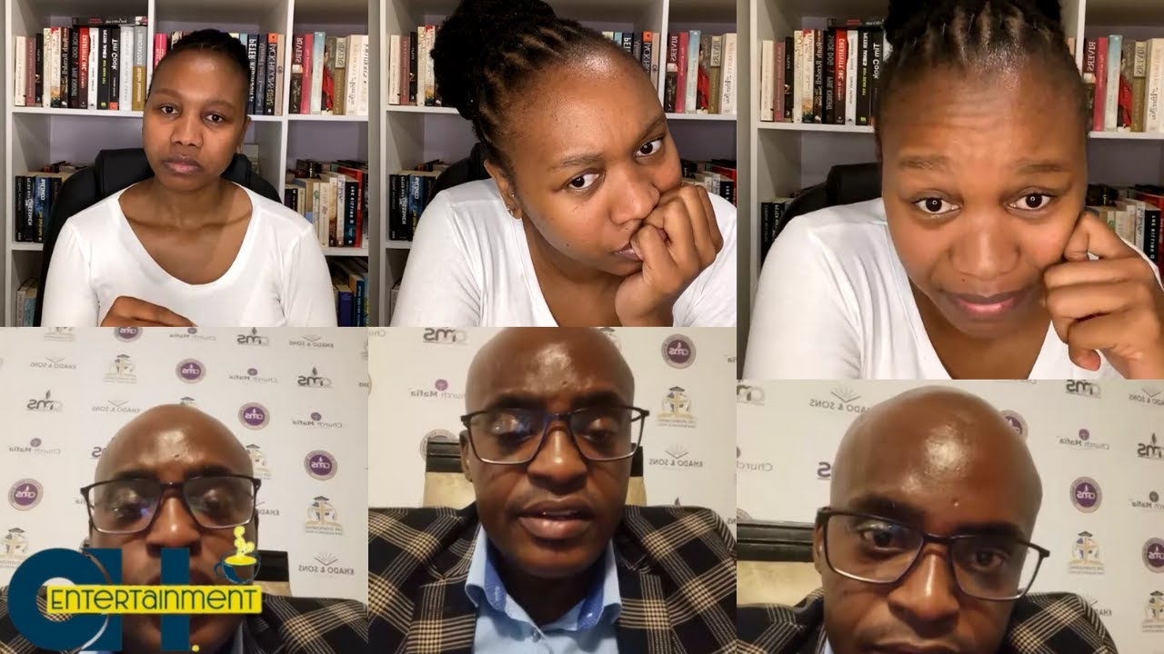 Download Please Don't Watch This Video Alone, Jackie Phamotse And Apostle Makhado Shares Scary Cult Things