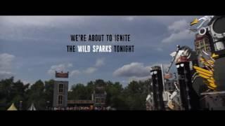 Смотреть клип Re-Style & Bodyshock Ft. Mc Nolz - Wild Sparks