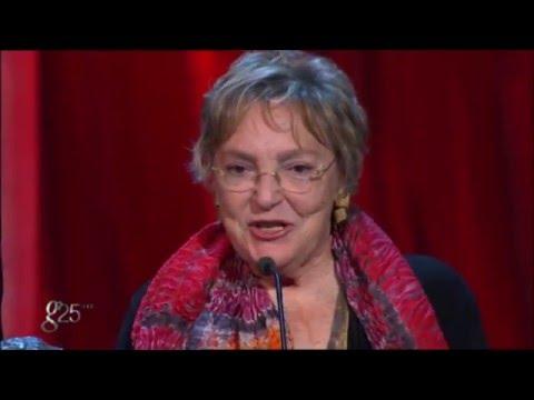 Pasqual Maragall recoge el Goya a la Mejor Película Documental 2011