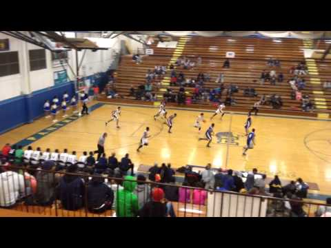 Euclid vs New Day Academy Varsity 2014