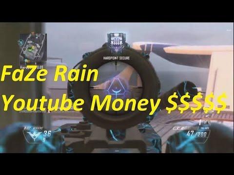 How Much Money Does FaZe Rain Make?????