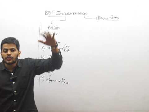 Business Process Management Implementation | IT - CA IPCC