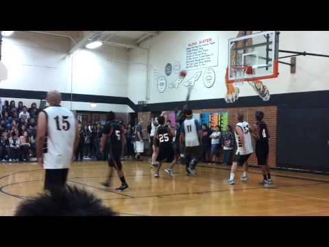 Haltom Middle School Basketball Game 2012-2013 Par
