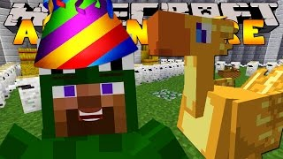 Minecraft : Little Kelly Adventures : LITTLE LIZARD & TINY TURTLE SURPRISE PARTY