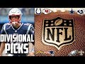 NFL DIVISIONAL ROUND PICKS 2019 NFL GAME PREDICTIONS | WEEKLY NFL PLAYOFF PICKS 2019