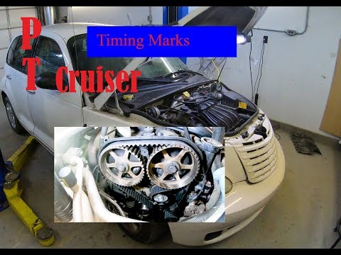 Chrysler 2.4 Timing Belt 2008 PT Cruiser
