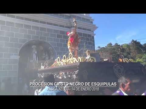 Procesión Cristo Negro