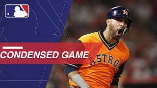 Condensed Game: HOU@LAA - 8/24/18