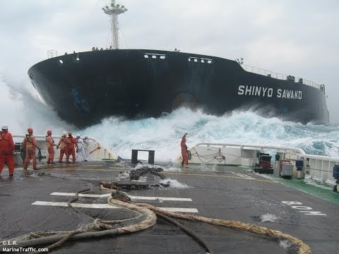 MY OFFSHORE CBM OIL TANKER OPERATION