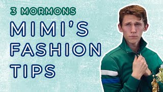 Mormon Fashion Tips!   3 Mormons