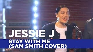 Jessie J - 'Stay With Me' (Stay With Me) (Capital Live Session)