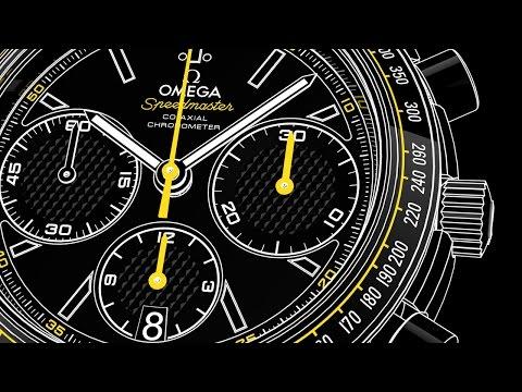 OMEGA Speedmaster Racing Calibre 3330  Video Manual