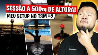 SESSÃO na MONTANHA / CONΗECEU a ESPOSA | MEU SETUP NO TSM #2