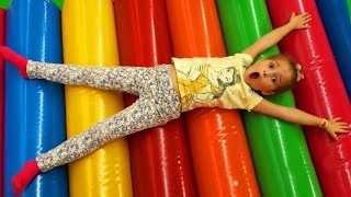 Sofia have a fun day on the Playground The most fun and popular Kids Stories!