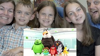 ANGRY BIRDS 2 REACTION