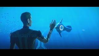 Subnautica Cinematic Trailer Subnautica новый Трейлер релиз v 1.0 #Subnautica #Survival #BlackArrow