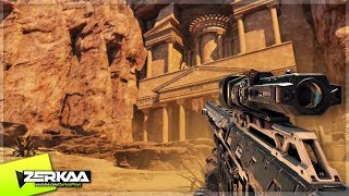 EPIC INDIANA JONES MAP! (Black Ops 3 Custom Zombies)