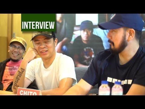 Parokya ni Edgar's Vinci talks about his return