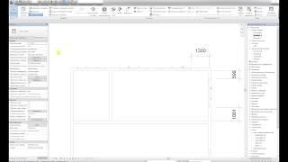 Свойства BIM модели окна VEKA для Autodesk Revit