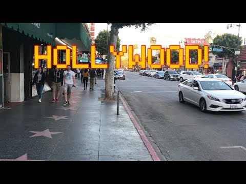 Paddy Goes to Hollywood!