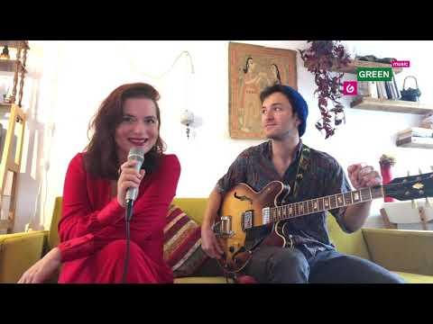 Elina Duni & Rob Luft (acoustic) / Green Fest 10