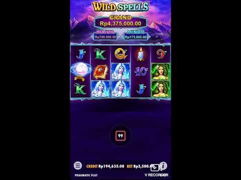 wild-spells#slot-online#-bandar-nya-pelit🤣-kaburr.!!!